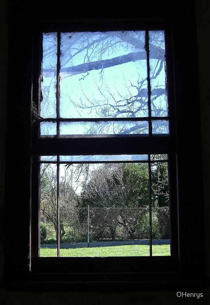 through a window by OHenrys