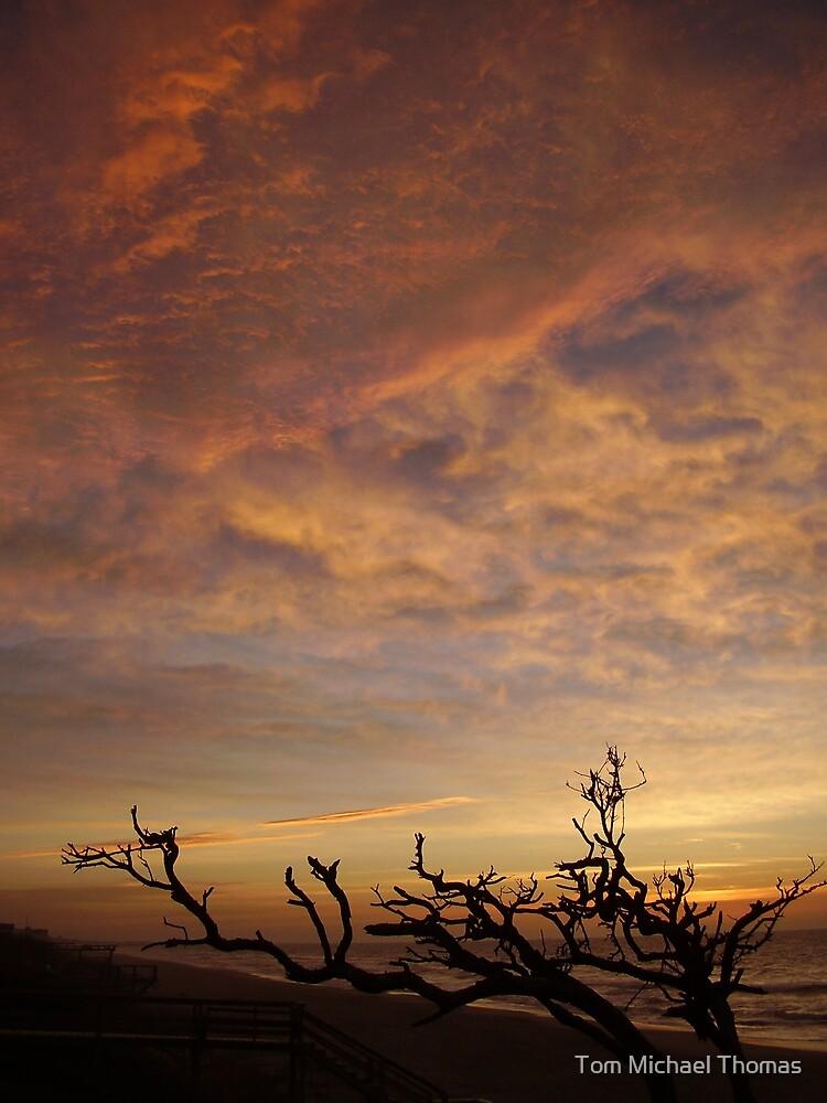 Atlantic Sunrise by Tom Michael Thomas