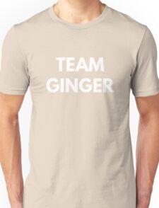 Team Ginger Unisex T-Shirt
