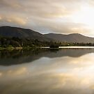 Afternoons to Evenings - Eildon by Norman Repacholi