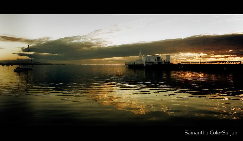 Geelong Sunrise by Samantha Cole-Surjan