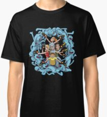 Rick and Morty: Happy Family Classic T-Shirt
