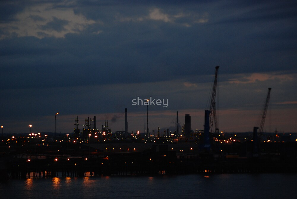 Refinery by shakey