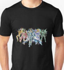 saint seiya god cloths Unisex T-Shirt