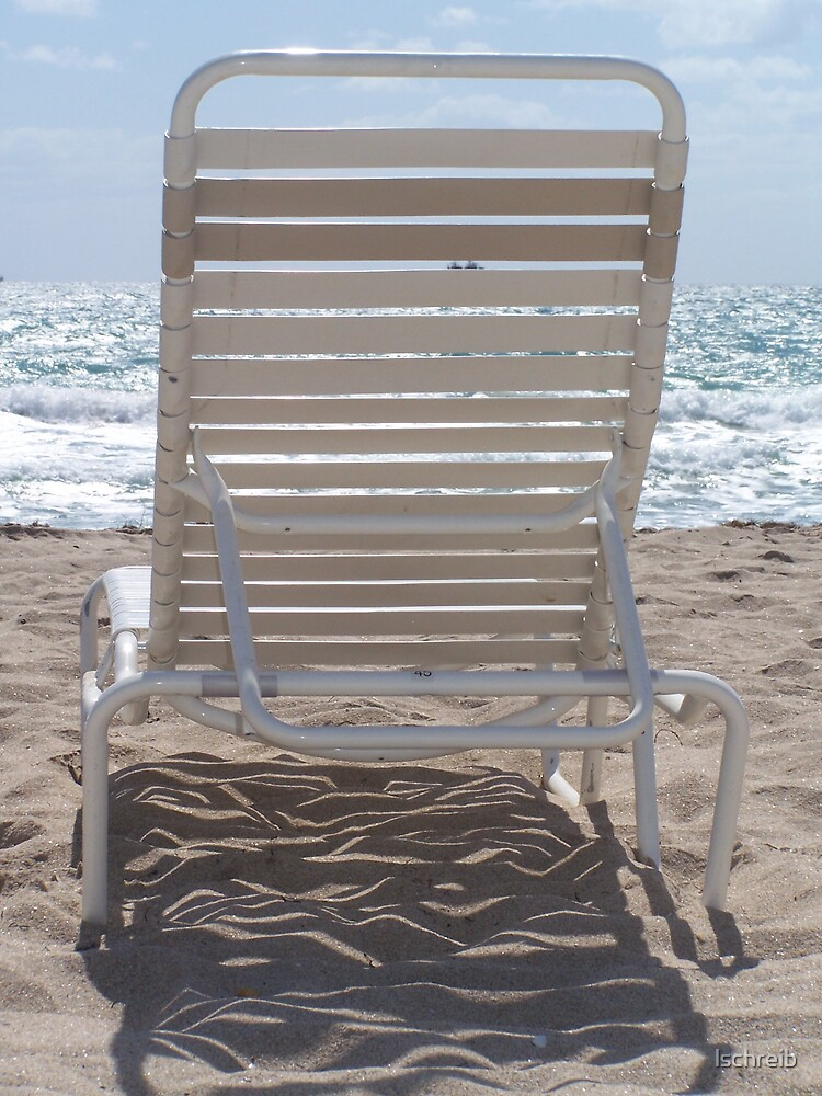 Lounge chair by lschreib