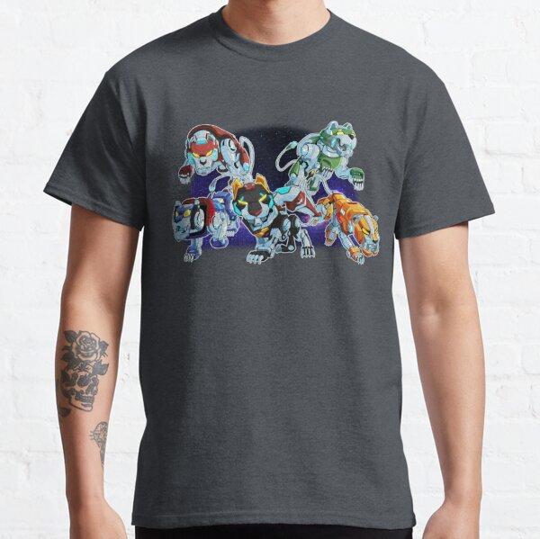 Lions of Voltron Classic T-Shirt