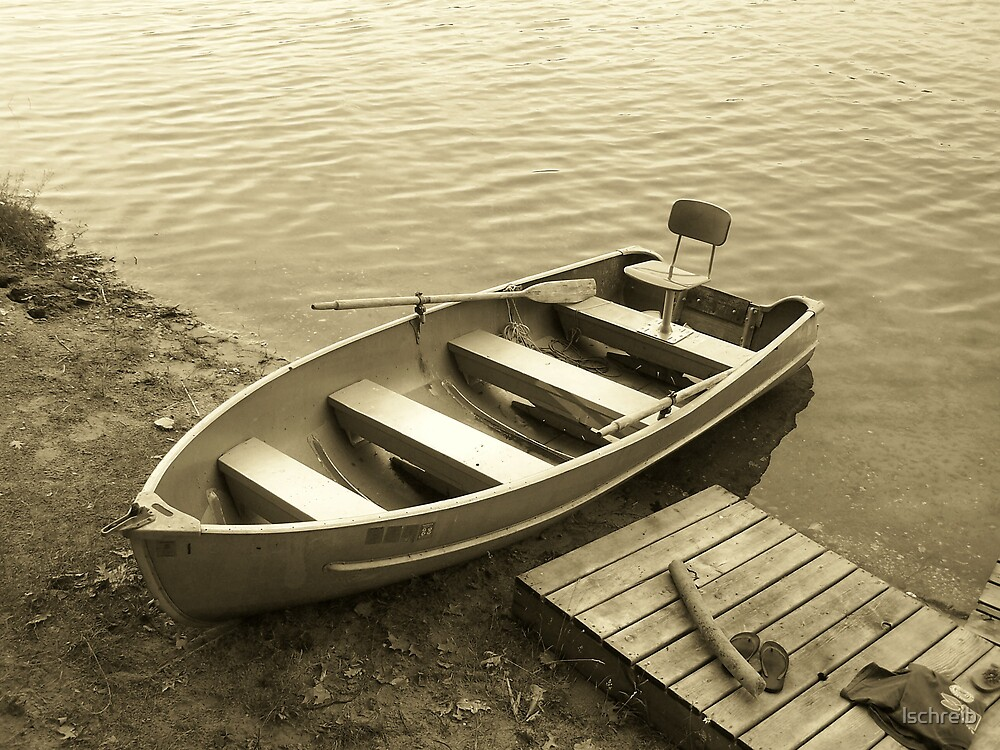Fishing boat by lschreib