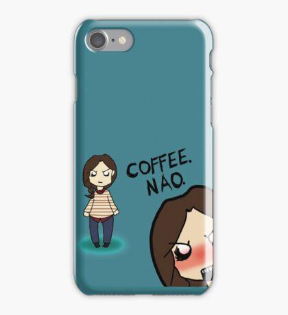 Caffeine Zombie iPhone Case/Skin