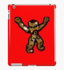 Little Robot iPad Case/Skin