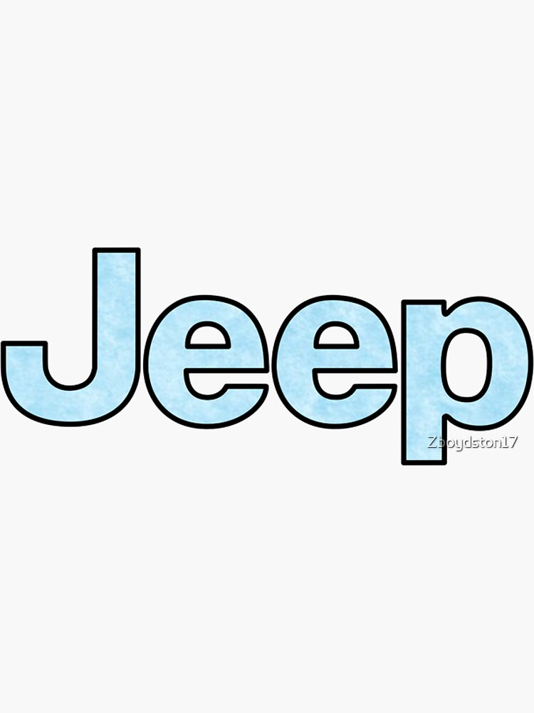 Jeep - Baby Blue by Zboydston17
