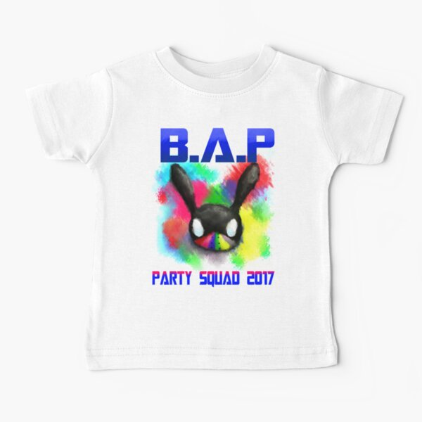 B.A.P Party Baby Boom 2017 Baby T-Shirt