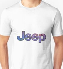Jeep - Bluebonnets Unisex T-Shirt