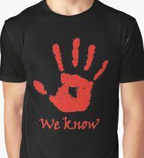 Dark Brotherhood Graphic T-Shirt