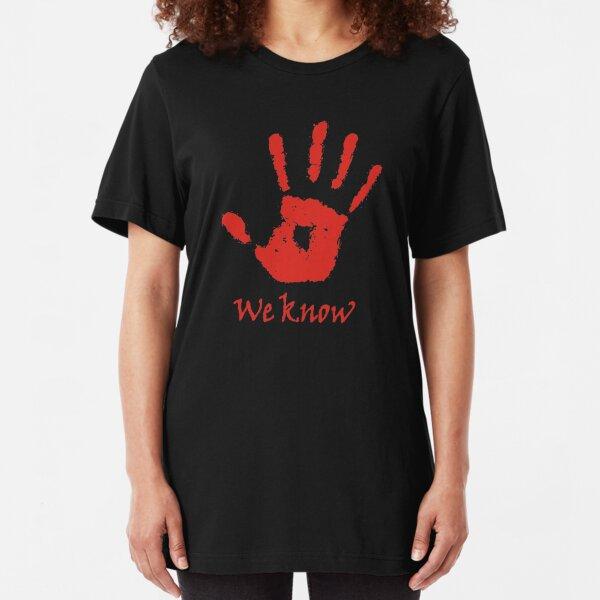 Dark Brotherhood Slim Fit T-Shirt
