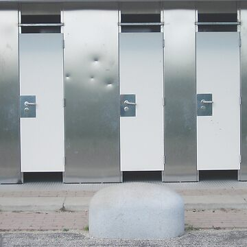 DOORS TO THE LOO by MaryO