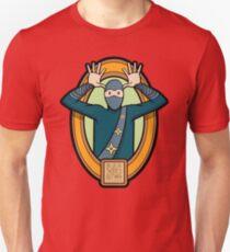Moose Ninja Unisex T-Shirt