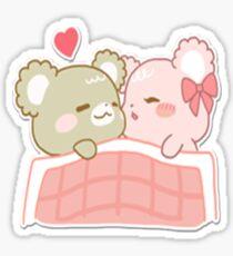 sugar cubs Sticker