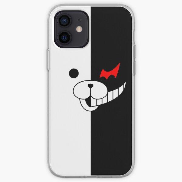 Danganronpa Monokuma iPhone Soft Case