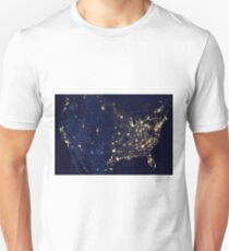 USA spaciale T-Shirt
