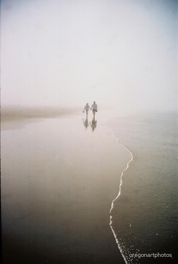 FOG LOVERS by oregonartphotos