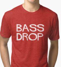 Bass drop Tri-blend T-Shirt