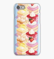 Delicious Cakes iPhone Case/Skin