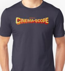 CinemaScope Unisex T-Shirt