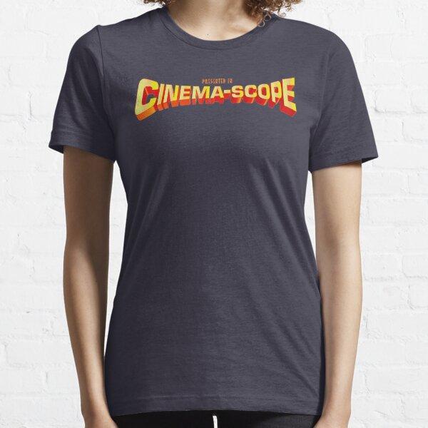 CinemaScope T-shirt essentiel