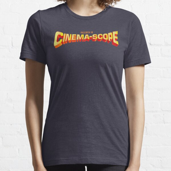 CinemaScope Essential T-Shirt