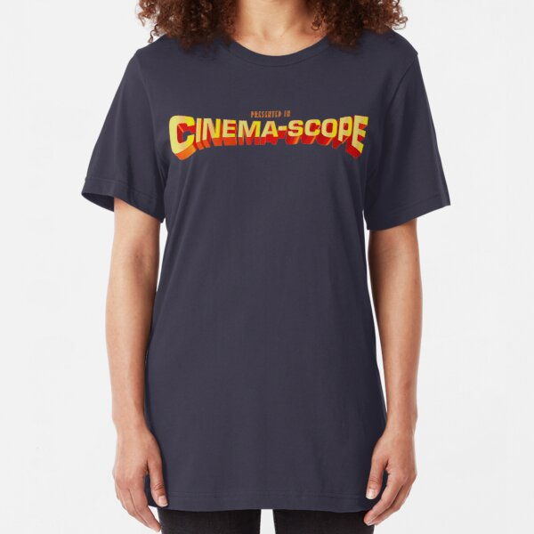 CinemaScope Slim Fit T-Shirt