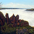 Blue Mountains Mist by Linda Callaghan