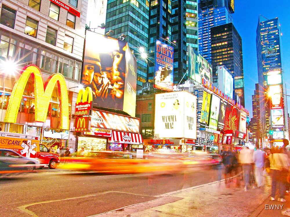 Times Square-2193 by EWNY