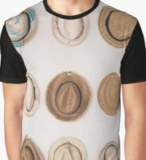 hipster hats Graphic T-Shirt