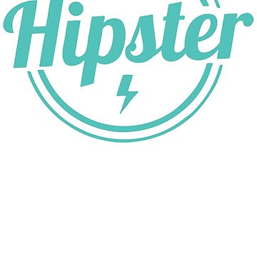Hipster Sign by Choiross