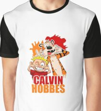 Calvin And Hobbes 2 Graphic T-Shirt