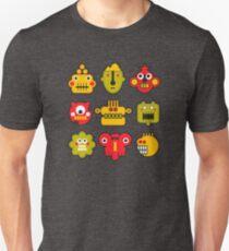 Cute masks Unisex T-Shirt