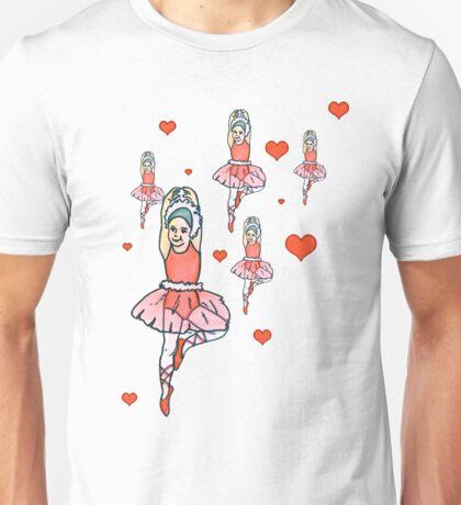Red Ballerinas T-Shirt