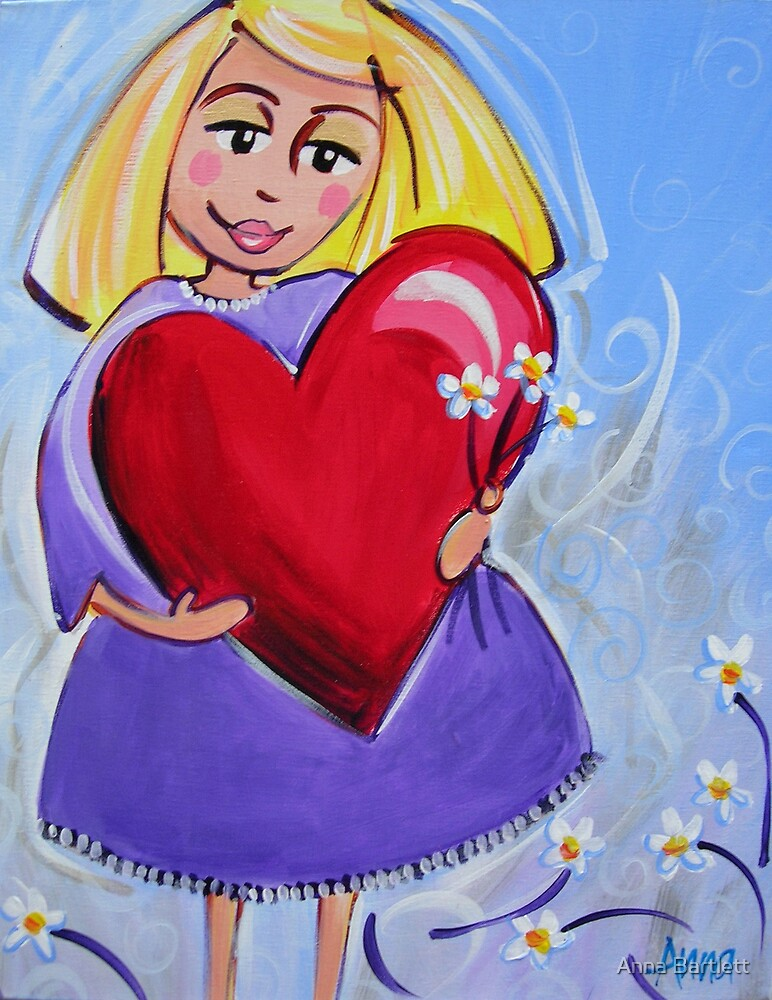 My Heart by Anna Bartlett