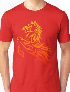 Fire Horse Ornament Unisex T-Shirt