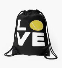 LOVE TENNIS Drawstring Bag