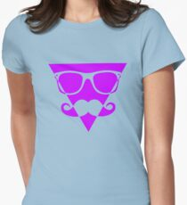 Retro Living Womens Fitted T-Shirt