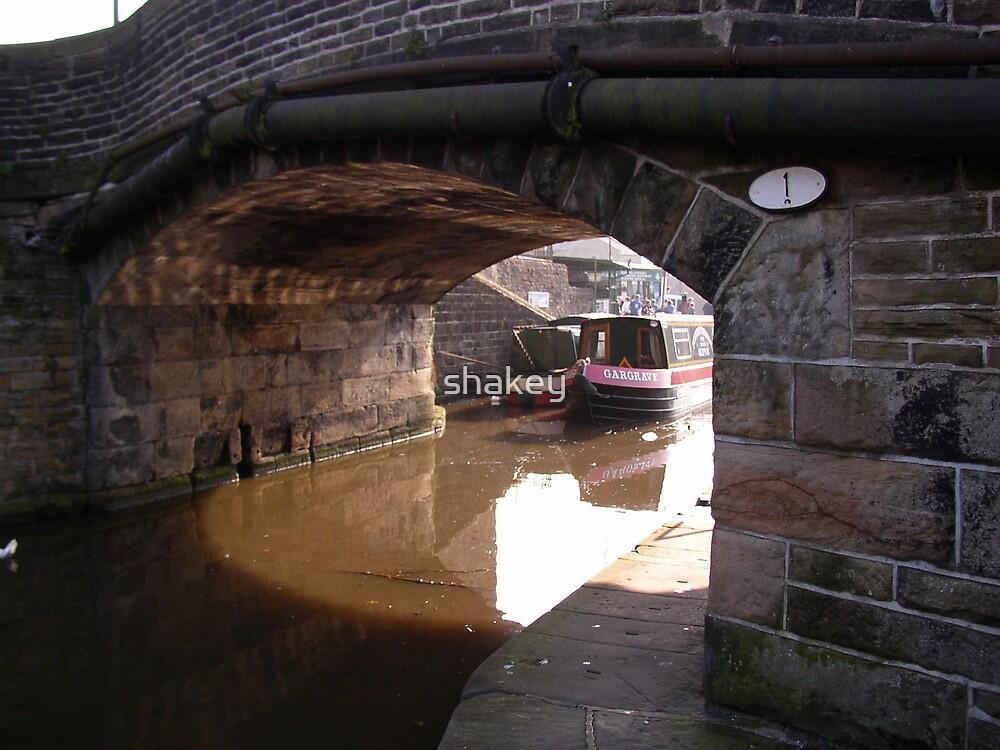 Bridge no.1 by shakey