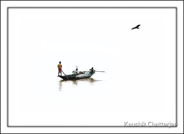 Canvas by Kaushik Chatterjee