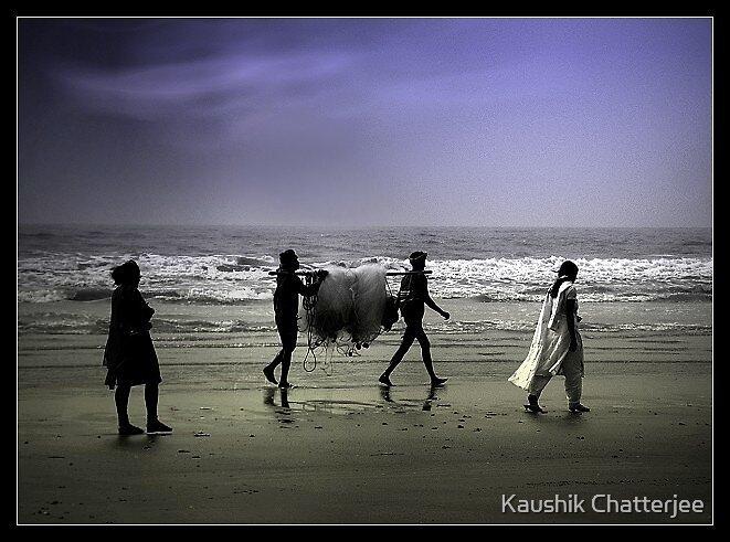Destination by Kaushik Chatterjee