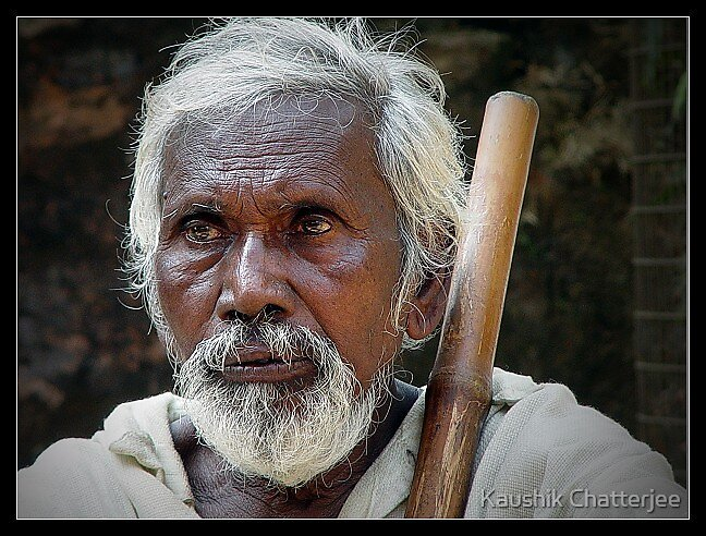 The Old 1 by Kaushik Chatterjee