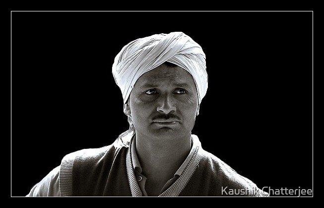 Pose by Kaushik Chatterjee