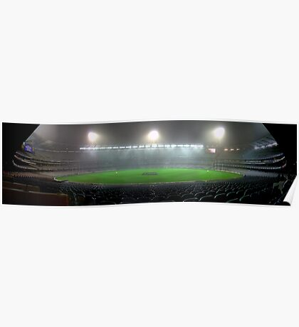 the Melbourne Cricket Ground Poster