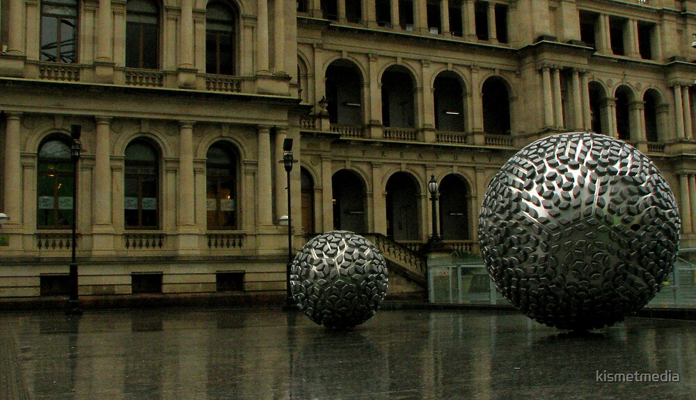 Brisbane by kismetmedia