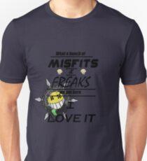 Misfits and Freaks T-Shirt