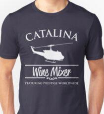 Catalina Wein Mixer Prestige weltweit Slim Fit T-Shirt